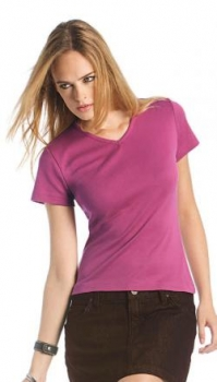 Ladies' Tee V-Neck