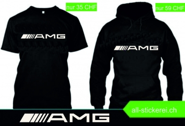 AMG Duo Pack T-Shirt & Sweatshirt---SONDER AKTION---