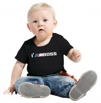 IM BOSS T-Shirt Baby