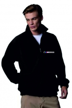 IM BOSS Full Zip Active Fleece