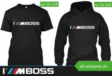 IM BOSS T-Shirt & Sweatshirt SONDER AKTION