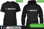 I`M BOSS|Duo Pack|T-Shirt|Sweatshirt|SONDER AKTION